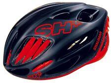 SH+ (SH Plus) Shalimar Bicycle Helmet - Matte Black/Red L/XL (Was $249.99) kask