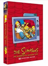 Die Simpsons  - 5 Season komplett - 4 DVD Box