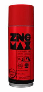 Zinklamellenspray ZincMax Korrosionsschutz   99,9 % reines Zink   400ml