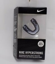 Nike Mouth Guard Hyperstrong Youth Black/white Adult Size Brand New #524