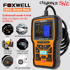 100% NEW Universal Car Code Reader Foxwell NT301 OBD2 Scanner Diagnostic Tool