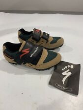 Specialized Sport Men's Mountain Bike Shoes Size 39 Suede Brown Cycling