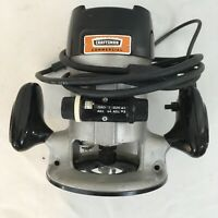 Sears Craftsman Commercial 315.17380 25,000 RPM Router 6.5Amp USA Made Router