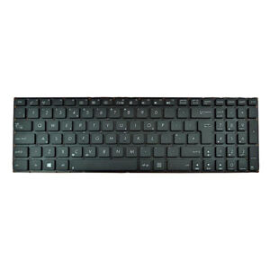 Lovoski Replacement Laptop UK Keyboard for Asus X552C X550VC F501 F501A