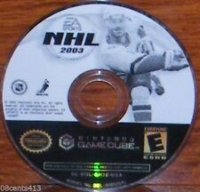 Ea Nhl 2003 (GameCube) *Disc Only*