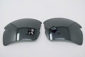 Brand New Authentic Oakley Flak 2.0 XL Replacement Lens Prizm Black Iridium