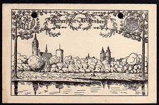 46122 AK Lutherstadt Wittenberg 1926 Verein ?