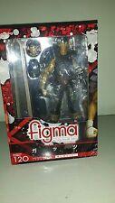 NEW Max Factory figma Berserk Guts Figure Black Swordman ver.