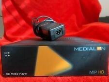 Medialon MIP HD SSD Mult Media Player w/ Ticker, Network, RS-232, Web Interface