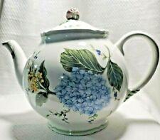 Princess House Vintage Garden Teapot #1475