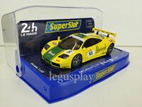 Slot Car Scalextric Superslot H4026 McLaren F1 GTR 24H Le Mans 1995 Harrods