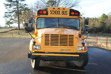 1996 International Diesel Amtran 71 Passenger School Bus