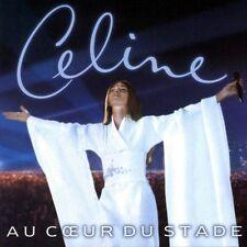 Celine Dion CD Au Cœur Du Stade - France (M/EX)