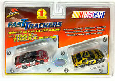 2006 Life-Like EDWARDS 99 KENSETH 17 FORD FUSION #9032 FAST T Slot Car Twin Pack