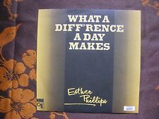 SP ESTHER PHILLIPS -  What A Diff'rence A Day Makes  CTI Records ‎– 42527 (1975)