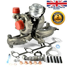 Turbocharger for 1.9 TDI - AUDI, SEAT, SKODA, FORD, VOLKSWAGEN, 90 - 115 BHP.