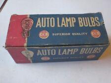 SUPERIOR QUALITY AUTO LAMP BULBS NO. AS0921 12V 25/8W BAY15D  BOX OF 8 #23
