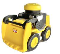 Little Tikes Wheelz SLAMMIN' RACERS BULLDOZER FRONT END LOADER Press Button Go