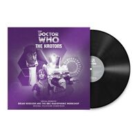 "Brian Hodgson - Doctor Who - The Crotons - Soundtrack (10"" Vinyl) SILLP1371 NEW"