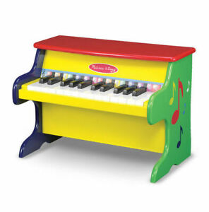 BRAND NEW Melissa & Doug Toy 1314 Learn to Play Piano