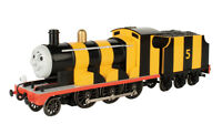 Bachmann 58821 BUSY BEE JAMES (WITH MOVING EYES) (HO SCALE) NEW Thomas & Friends