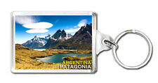 Patagonia Argentina MOD2 Keyring Souvenir Schlüsselanhänger