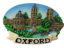 OXFORD SOUVENIR RESIN 3D FRIDGE MAGNET SOUVENIR TOURIST GIFT 045