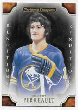 11/12 PARKHURST CHAMPIONS RENDITIONS COLOR Gilbert Perreault #150