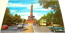 Siegessäule Berlin Ansichtskarte 50er 60er Jahre 44 å