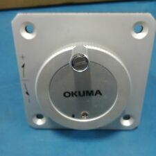 OKUMA PULSE HANDLE SWITCH PANEL ENCODER UNIT E3015-977-005 OGM-01-2JAZ5 CNC LATH