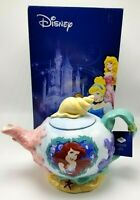 Westland Giftware Disney Ariel Mermaid Pearl of the Sea Teapot 40oz Ceramic Rare