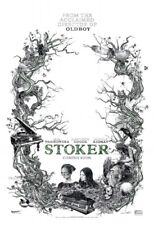 STOKER - Limited Edition One Sheet Teaser Poster No. 02/1000, Chan-Wook Park