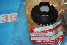 pignon de boite de vitesse 24 dents SUZUKI TS 50 X de 1991/1994 24280-46510 neuf