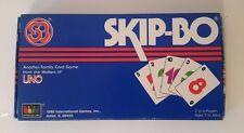 Vintage Skip-Bo game