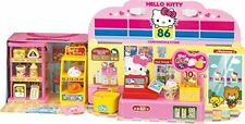 Hello Kitty package and spread! Welcome to the convenience store!