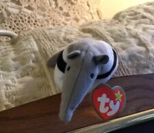 1999 Ty Beanie Babies #2 Antsy the Anteater McDonald Happy Meal Nwt