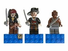 LEGO Pirates of the Caribbean - Minifigure Magnet Set - Disney - BRAND NEW