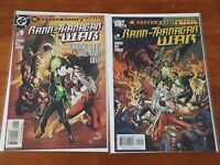 Rann-Thanagar War #1-6 Road to Infinite Crisis DC High Grade Comic Book RM7-129