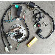 50-125cc Kickstart Kabelbaum CDI Magnetspulen Set ATV Dirt Pocket Bike Universal