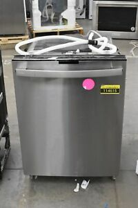 """GE Profile PDT715SYNFS 24"""" Stainless Fully Integrated Dishwasher NOB #114615"""
