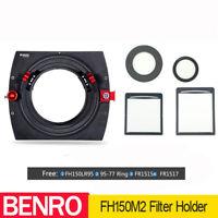 Benro FH150M2S1 Filter Holder KIT for SIGMA 12-24mm f/4.5-5.6 EX DG HSM II