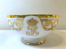 Sevres - King Louis Philippe Porcelain Bowl, **RARE** - 1847 - Exceptional Piece