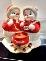 Campbell Soup A Blizzard of Holiday Taste / Loves Warms the soul Collection 1570