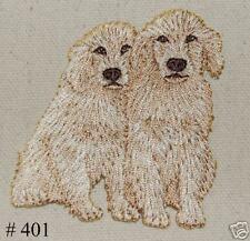 1Pc~Anatolian Shepherd Dog~Iron On Embroidery Applique