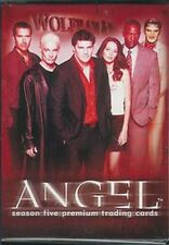 Angel Season 5 Trading Cards 90 Card Base Set