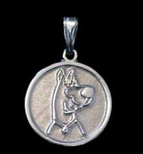 LOOK Cute Scooby Doo Pendant Charm Sterling Silver 925 Dog puppy Jewelry New