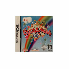 Bust-A-Move Nintendo DS NDS 2DS 3DS Video Game Brand New Original UK Release