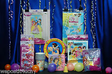 Snow White Party Set # 16 Pieces Snow White Cake Topper Princess Favors