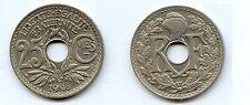 Gertbrolen 25 Centimes Nickel 1916 Cmes Souligné Exemplaire Numéro 1