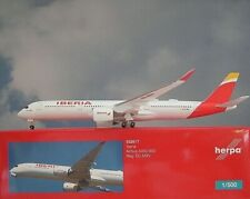 Herpa Wings 1:500  Airbus A350-900  Iberia  EC-MXV  532617  Modellairport500